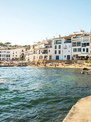 Beaches and coves of the Costa Brava